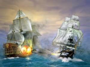 קרבות ימיים