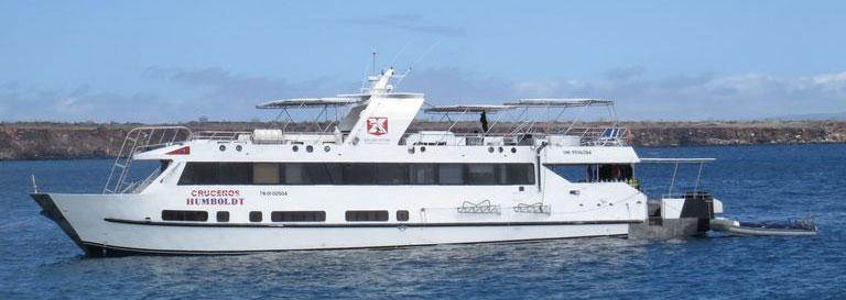 ספינת ספארי צלילה בגלפגוס