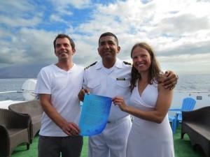 חתונה בלב ים