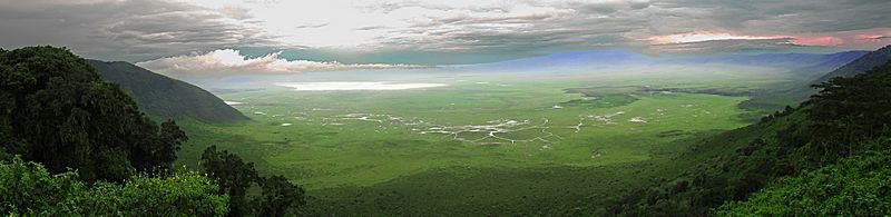 מכתש הנגורונגורו